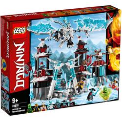 70678 - LEGO® NINJAGO Le château de l'Empereur oublié