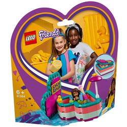 41384 - LEGO® Friends La boîte cœur d'été d'Andréa