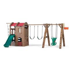 Structure de jeux Adventure Lodge Play Center
