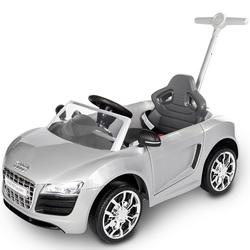 Porteur Audi gris