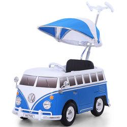 Porteur bus Combi Volkswagen bleu