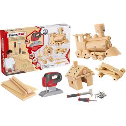 Fabrikid Méga kit de fabrication scie sauteuse électronique