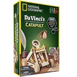 Les inventions De Vinci la catapulte