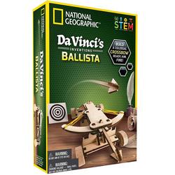 Les inventions De Vinci la baliste