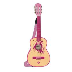 Guitare en bois rose 75 cm