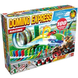 Domino Express Racing 150 dominos avec 100 dominos offerts