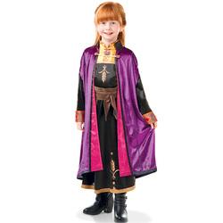 Déguisement luxe Anna Disney La Reine des Neiges 2 5/6 ans