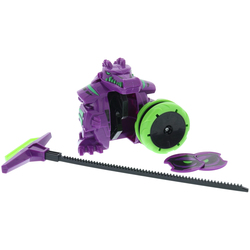 Exocrash Crocodile Purple