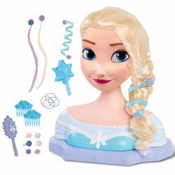 Tête à coiffer Deluxe Elsa - Disney La Reine des Neiges 2