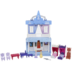 Château d'Arendelle - Mini coffret Disney La Reine des neiges 2