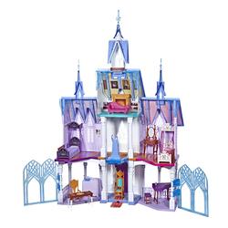 Chateau d'Arendelle 152 cm de Anna et Elsa - Disney La Reine des Neiges 2