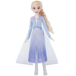 Poupée chantante Elsa 27 cm - Disney La Reine des neiges 2