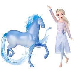 Poupées Elsa et Nokk Disney La Reine des neiges 2