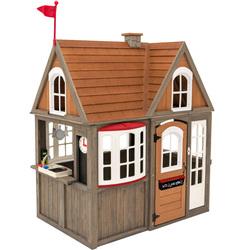 Maison en bois Greystone Cottage