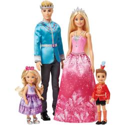 Barbie Coffret poupées Dreamtopia