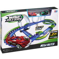 Circuit Mega Match Wave Racers-3 looping avec voitures