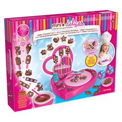Mini délices-Mon super atelier chocolat 5 en 1