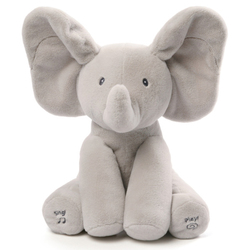 Peluche Interactive Flappy l'éléphant