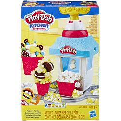 Pâte à modeler - La Machine à Pop Corns de Play-Doh Kitchen