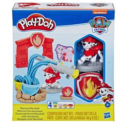 Pâte à modeler Play Doh - Marcus le Pompier - Pat Patrouille