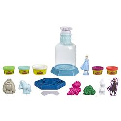 Pâte à modeler - La Boule à neige Elsa de Play-Doh - La Reine des neiges 2