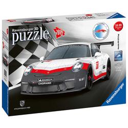Puzzle 3D Porsche 911 GT3 Cup 108 pièces
