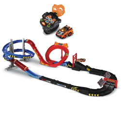 Circuit voiture Super Loop et Montre Turbo Force