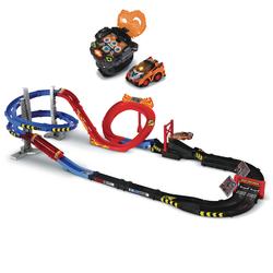 Circuit voiture Super Loop et Montre Turbo Force