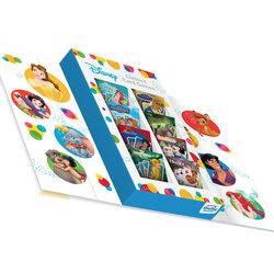 Disney - Coffret collector Disney classique - 8 jeux de cartes Shuffle - Cartamundi