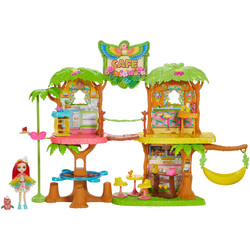 Enchantimals-Café Jungle enchantée