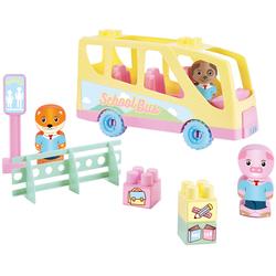 Le bus scolaire des Twee Pop Abrick