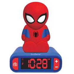 Réveil veilleuse Spiderman