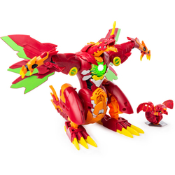 Figurine Bakugan Battle Planet Dragonoid Maximus