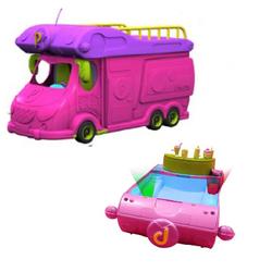 Pinypon Camping-Car