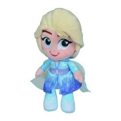Peluche Elsa 25 cm - Disney La Reine des Neiges 2