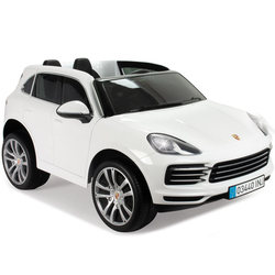 Voiture électrique Porsche Cayenne S 12V