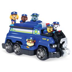 Pat'patrouille-Véhicule de police Chase total team rescue