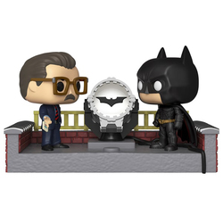 Figurines Batman et commissaire Gordon 291 Batman 80 ans Funko Pop