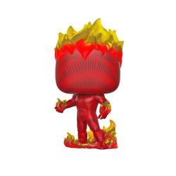 Figurine Torche Humaine 501 80 ans de Marvel Funko Pop