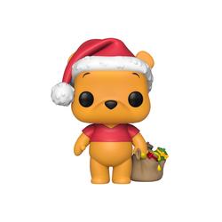 Figurine Winnie l'Ourson spécial Noël 614 Disney Funko Pop