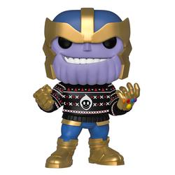Figurine Thanos spécial Noël 533 Marvel Funko Pop