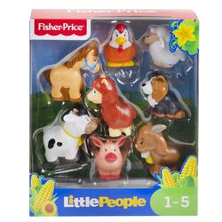 Coffret animaux Little People