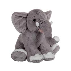 Peluche Éléphant assis 50 cm