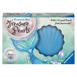Pack Starter Treasure Pearls bleu
