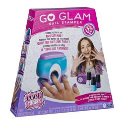 Machine et vernis à ongles Go Glam Nail Stamper