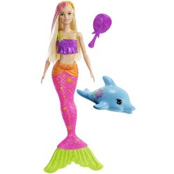 Poupée Barbie Dreamtopia couleurs aquatiques