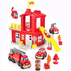 Abrick-Caserne de pompier
