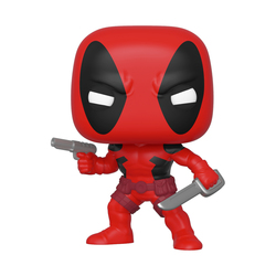 Figurine Deadpool 546 80 ans de Marvel Funko Pop