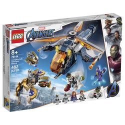 76144-LEGO® Marvel Avengers L'hélicoptère des Avengers