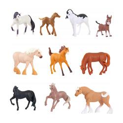 Spirit - Coffret Collection 10 Mini Chevaux
